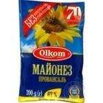 Mayonnaise Olkom Provansal 67% 200g