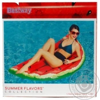 Матрац для плавання Bestway Фрукты - купить, цены на Novus - фото 1