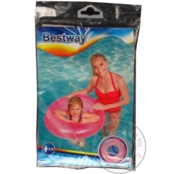 Круг Bestway надувний для плавання 76см - купити, ціни на МегаМаркет - фото 2