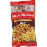 Арахис Фуршет соленый жареный со вкусом сыра 60г