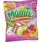 Mamba fruit and yogurt jellies candy 72g