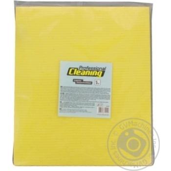 Professional Cleaning Napkins Set 30х25cm 5pc - buy, prices for Furshet - image 1