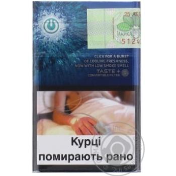 Сигареты Kent iSwitch - купить, цены на Фуршет - фото 2