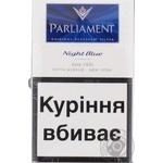 Цигарки Parliament Night Blue