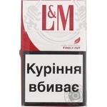 Цигарки LM Red Label