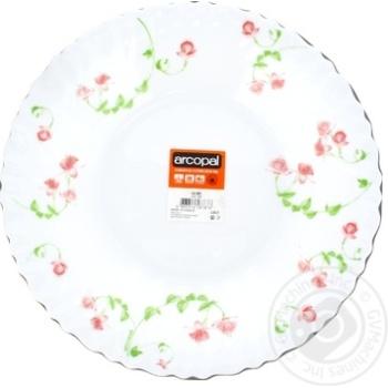 Тарілка Arcopal Salome Супова 23см - купити, ціни на Фуршет - фото 1