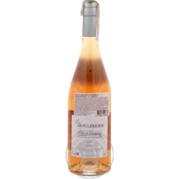 Вино P. Dumontet LA MOULINERIE розовое сухое 0.75 - купить, цены на Фуршет - фото 2