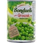 Горошек Bonduelle консервированный 400г
