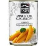 Мини-начала Orient Taste кукурузы 425мл - купить, цены на Фуршет - фото 1