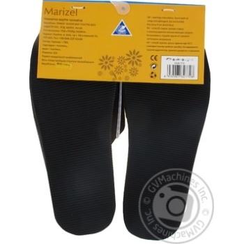Обувь Marizel комнатная мужская 772 HUK - купить, цены на Фуршет - фото 2