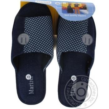 Обувь Marizel комнатная мужская 773 HUK - купить, цены на Фуршет - фото 1