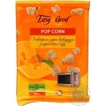 Popcorn Easy and good with cheese for a microwave stove 90g Ukraine