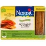 Хлебцы Nordic органический хрустящие 100г
