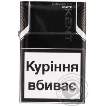 Kent Nano White cigarettes 0.1-0.8mg - buy, prices for Novus - image 3