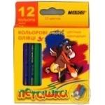 Олівці кольорові Marco Пегашка 12 кольорів