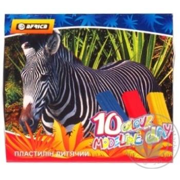 Plasticine Economix 1200g - buy, prices for Novus - image 1