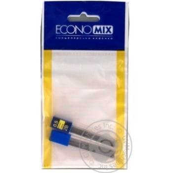 Набір стержнів EconoMix для механічного олівця 2шт