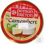Paysan Breton Le Camembert Cheese 45% 250g