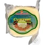 Сыр моцарелла Вэршковый рай мягкая 45% Украина