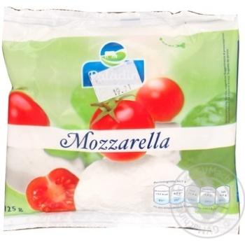 Сир Paladin Моцарелла 45% 125г - купити, ціни на Novus - фото 3