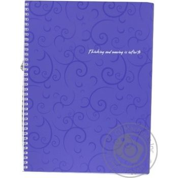 Notebook Buromax checkered 80pages - buy, prices for Novus - image 4
