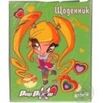 Щоденник шкільний Kite глітер Pop Pixie-2