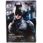 Набір кольорового паперу Batman А4 14арк. арт. BN07210