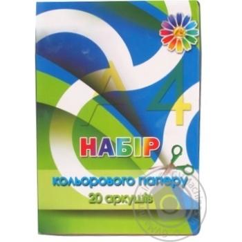 Paper Tetrada 20pcs - buy, prices for Novus - image 8