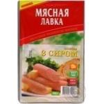Сосиска М'ясна лавка сирний охолоджена 330г Україна