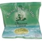 Salt Arosa with eucalyptus for bath 500g Ukraine