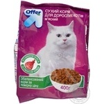 Food Offer dry for cats 400g Ukraine