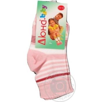 Носки детские Дюна белые размер 14-16 456 - купить, цены на Фуршет - фото 6
