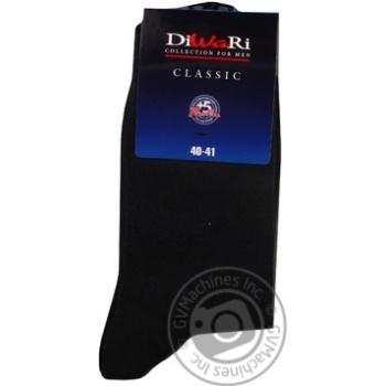 Diwari Classic Men's Socks s.25 000 beige 5C-08SP - buy, prices for Furshet - image 3