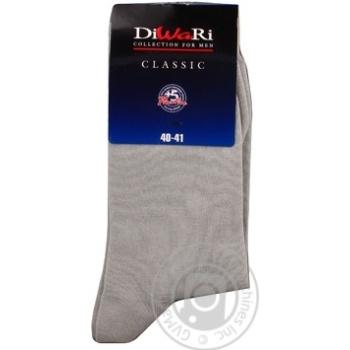 Diwari Classic Men's Socks s.25 000 beige 5C-08SP - buy, prices for Furshet - image 6