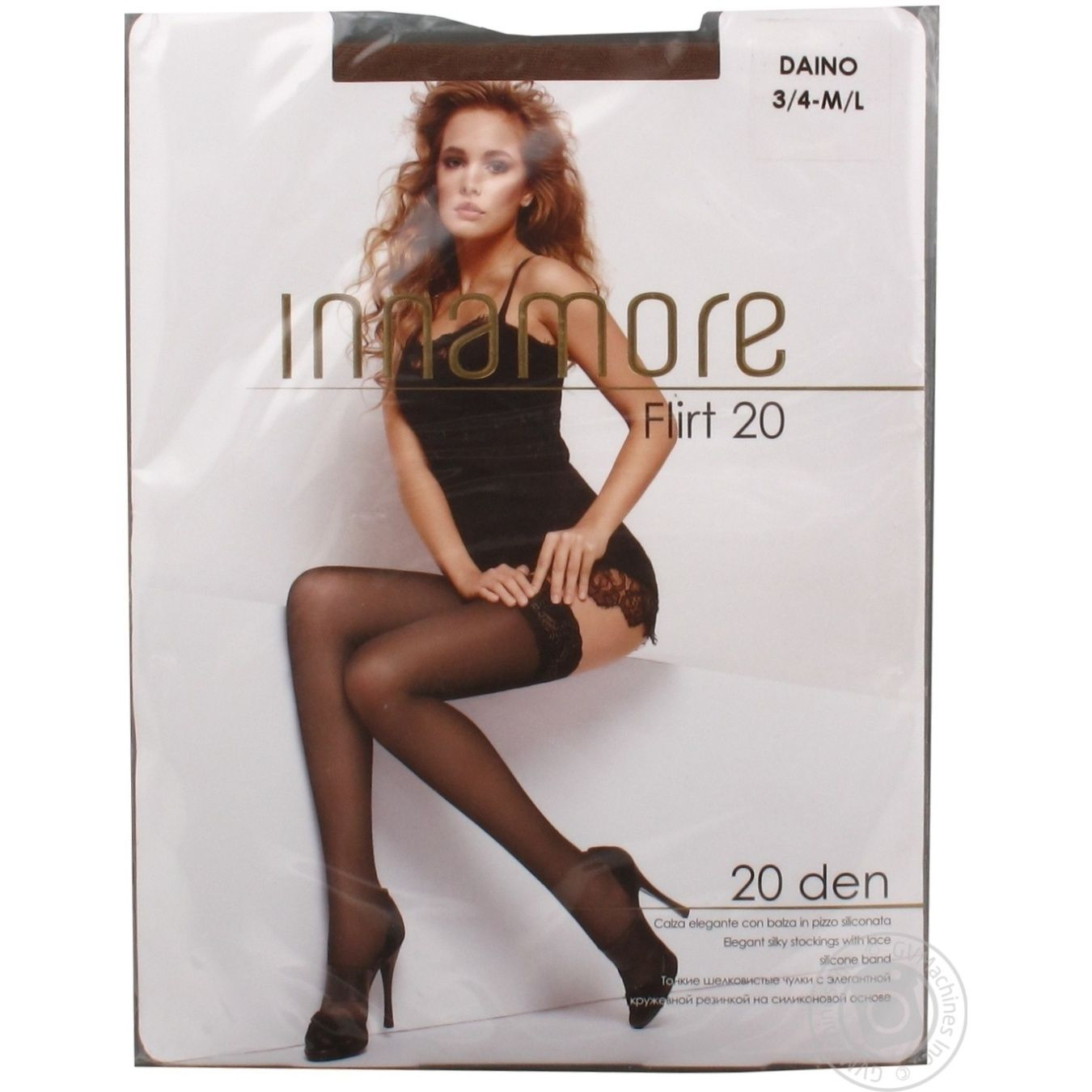 stockings innamore for women → household → clothes and accessories