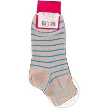 Шкарпетки Premier Socks жіночі 23-25р - купити, ціни на Ашан - фото 2