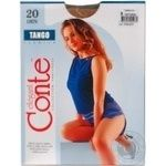Tights Conte natural polyamide for women 20den 5size