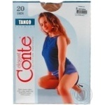 Tights Conte natural polyamide for women 20den 3size