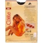 Conte 20den Solo 3 nero Tights  female - buy, prices for Novus - image 2