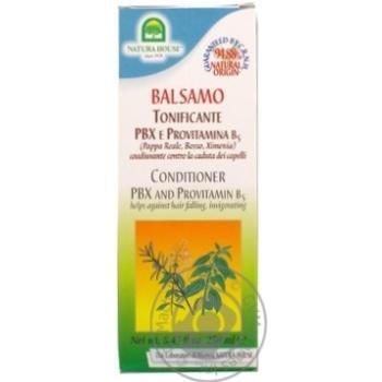 Кондиционер-бальзам для волос Natura House РВХ + провитамин В5 250мл