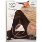 Колготки женские Интуиция Comfort 120 графит  р.3 шт