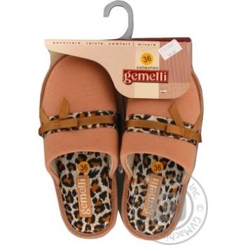 Взуття Джемелі Домашній для жінок Китай