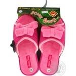 Взуття домашнє Home Story жіноче HW-А1-13811W р.36-40
