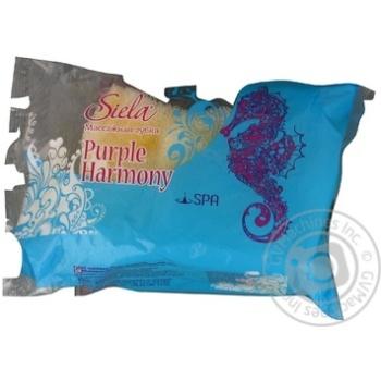 Набір банних губок Siela Purple Harmony+Yellow Tiffany