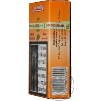 Табак Al fakher Melon Flavour для кальяна 50г - купить, цены на Фуршет - фото 3