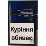 Сигареты Rothmans Nano Blue пачка
