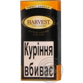 Сигары Harvest LC Vanilla 10шт/уп