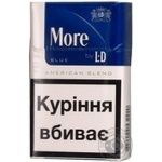 Цигарки More by LD Blue