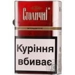 Цигарки Столичнi  Мундштук