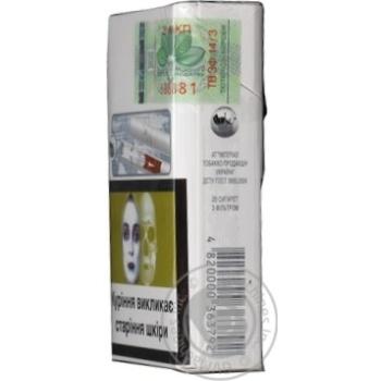 Сигареты Прима Люкс cрибна - купить, цены на МегаМаркет - фото 3